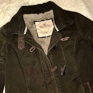 Hollister Warm Jacket Junior M